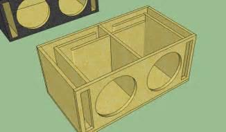speaker box design plans blueprints myideasbedroom com