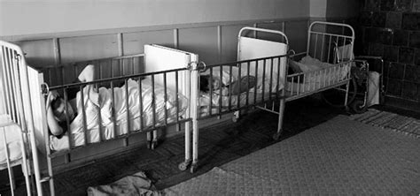Romania Cribs by Romania S Orphans Widespread Abuse Says The