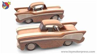 Car Plans Small Wood Projects Wooden Toy Car Plans