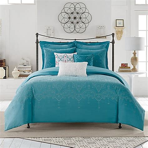 bed bath and beyond anthology anthology scarlet comforter set bed bath beyond