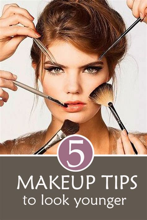7 Easy Tricks To Look Younger by Makeup Tips And Tricks To Look Younger Makeup Vidalondon