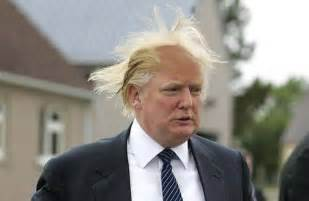 Cosmological cabbage donald trump without the comb over