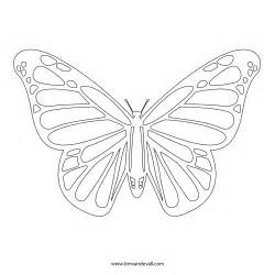 drawing stencils templates free butterfly stencil monarch butterfly outline and