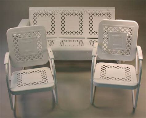 Vintage Metal Porch Furniture vintage metal furniture vintage porch furniture