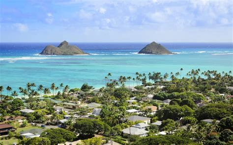 Charming Best Northern California Beaches #4: Mokulua_islands_lanikai_beach_oahu_hawaii.jpg