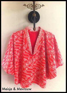 Maxi Dress Cape Batik Parang kain songket serawak kurung moden