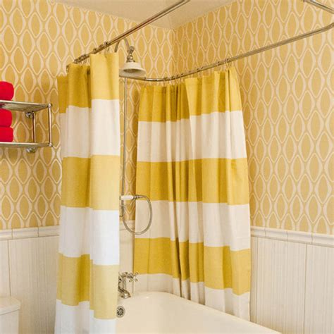 Ideas For Oval Shower Curtain Rod Design Fresh Singapore