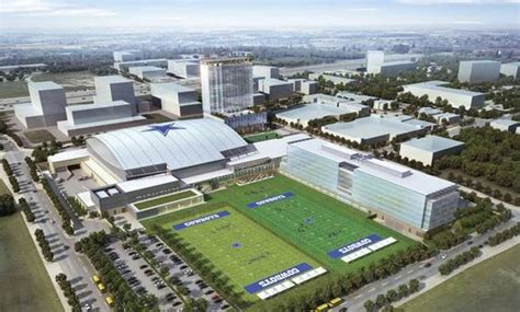 jaguar corporate headquarters dallas cowboys headquarters and practice facility