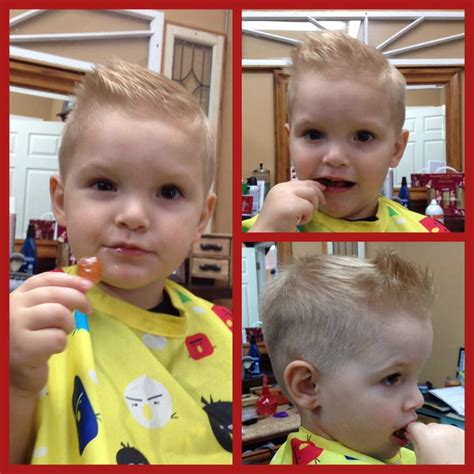kids pompadour kids pompadour haircut from stephanie at banana clips