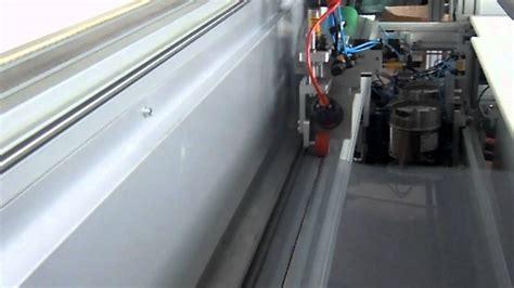 tende per saldatura banco automatico per la saldatura e la bottanatura dei