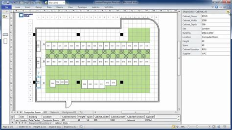 data center visio visio floor plan tutorial
