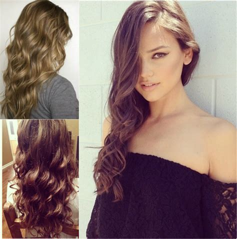 hairstyles with clip on hair extensions real hair extensions are kind assistants for latest winter