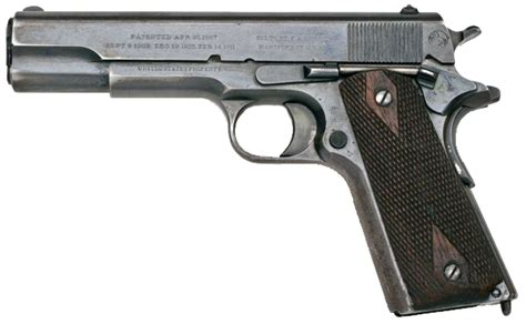 file colt model of 1911 u s army b png wikimedia commons