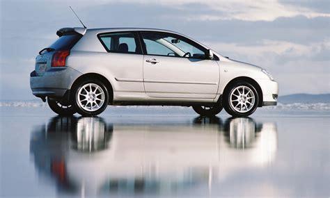 Toyota Corolla T Sport 2002 2002 Toyota Corolla T Sport Picture 76992