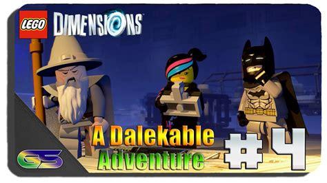 lego dimensions tutorial walkthrough lego dimensions gameplay walkthrough part 4 a