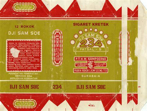 Rokok Dji Sam Soe 1 Pack countries