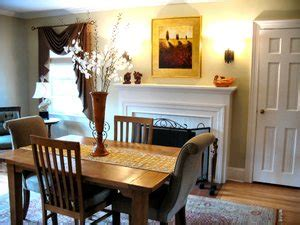 Switching The Living Room And Dining Room Eats