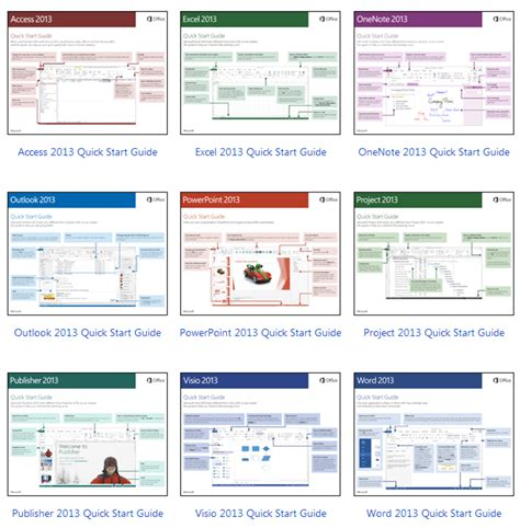 quick layout excel 2013 free quick start guide for office 2013 tweaks4mypc