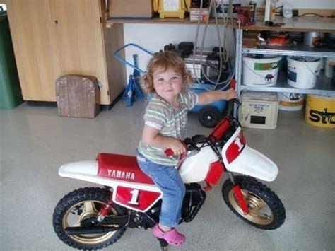 Kindermotorrad Yamaha Pw 50 by Yamaha Pw 50 Kindercross Kleiner Ausritt