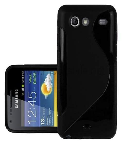 gioiabazar s line tpu gel silicone rubber soft cover for samung galaxy s advance i9070