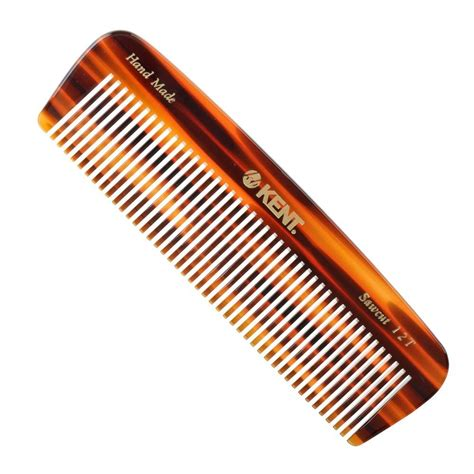 Sisir Kent kent the handmade comb 146 mm medium size for thick