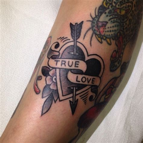 true at heart tattoo 100 ideas for someone special