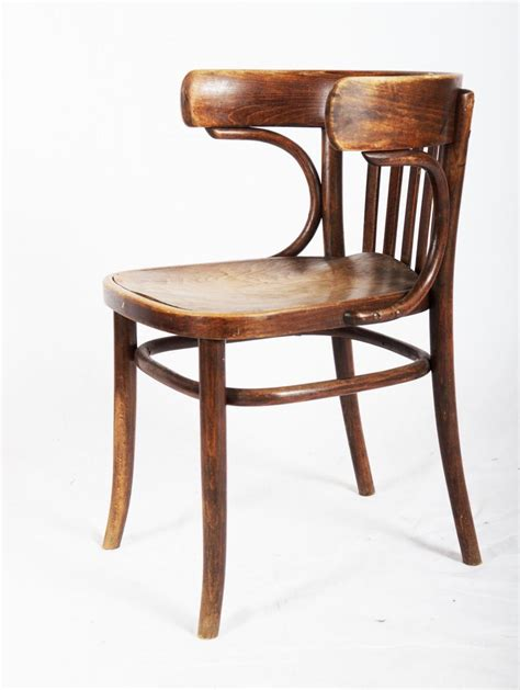 Thonet Bistro Chair Bistro Dining Chair By Michael Thonet 1920s For Sale At Pamono