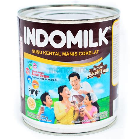 Kental Manis Indomilk 1 Dus Jual Indomilk Kental Manis Can Cokelat 370g 1pc