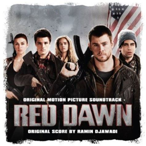 red awn red dawn 2012 soundtrack from the motion picture