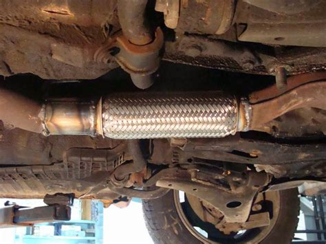 auto exhaust experts flex pipes