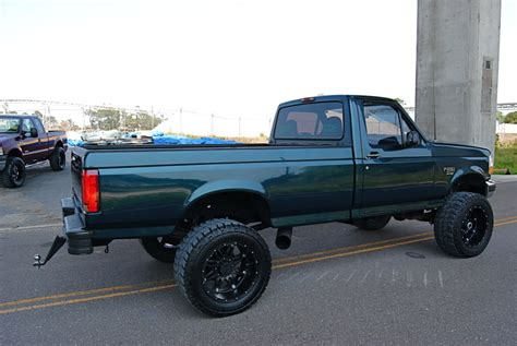 clean and simple obs ford truck and ute