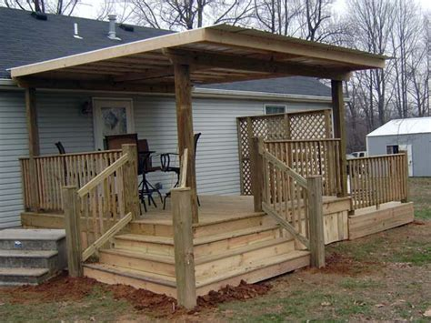 building a covered porch framing a covered deck pictures to pin on pinterest