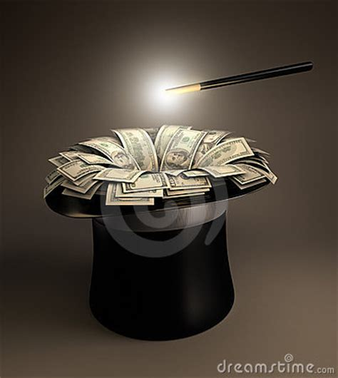 Magic One For The Money by Magic Money Clipart Clipart Suggest