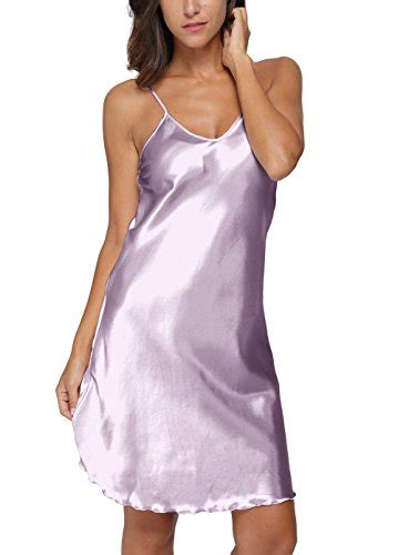 Evening Black Purple Satin Nightdress Gstring 23 best and coolest nightwear for 3xl plus size dresses