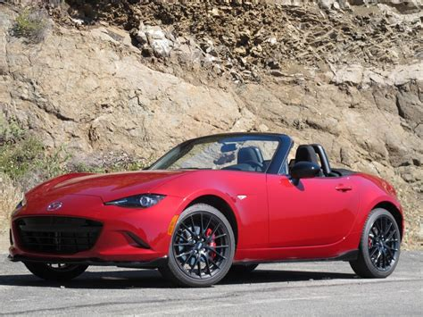 mazda miata 2016 mazda mx 5 miata first drive video