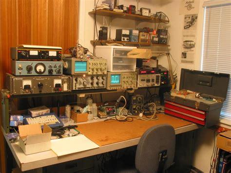 bench radio k5lxp s hamshack