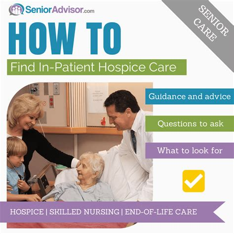 care search in patient hospice senioradvisor