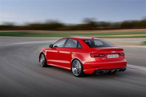 400 hp audi rs3 sedan to retail from 62 900 in canada