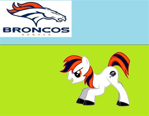 Go Broncos Meme - football is magic go broncos my little pony