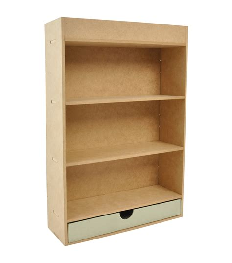 Kaisercraft Drawers by Kaisercraft Beyond The Page Mdf Upright Shelves With
