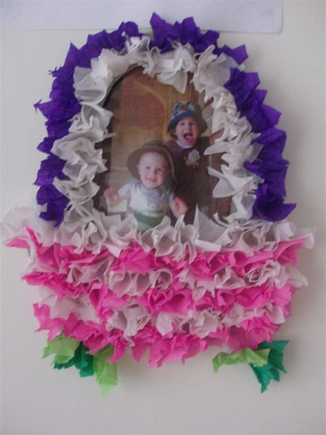 Tissue Paper Easter Crafts - photo craft tissue paper easter basket mommysavers