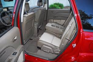 Dodge Journey Child Booster Seat 2010 Dodge Journey Rt Review Test Drive