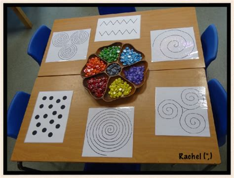 pattern activities for early years lots of lines stimulating learning