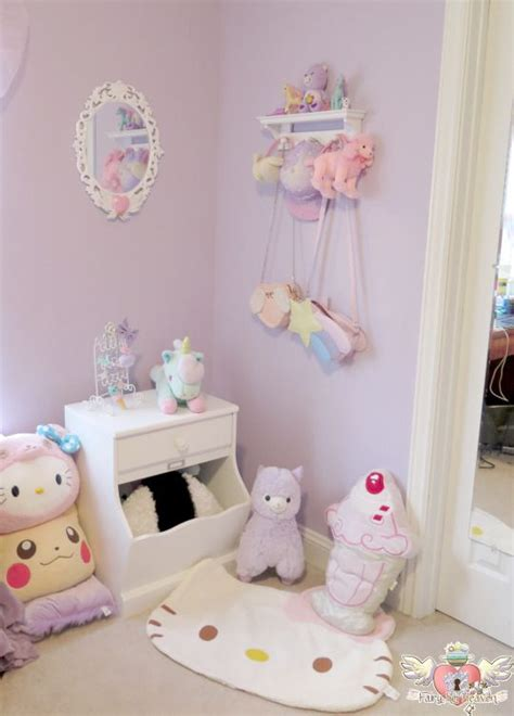 kawaii bedroom pastel room toys and my goals on pinterest