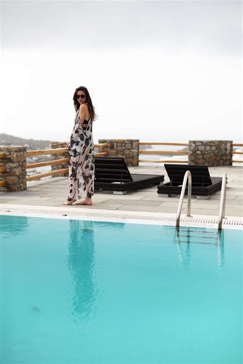 Mykonos Appartamenti Vacanze by Villa Mykonos Breakfast At The Pool