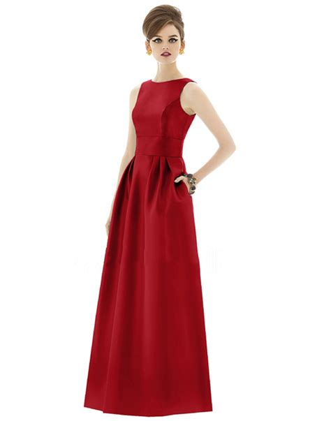 elegant dinner simple elegant satin dinner dress evening dress