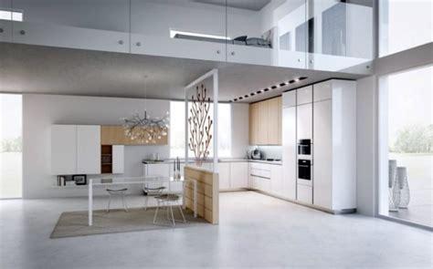 wohnideen loft white interior design modern loft interior design