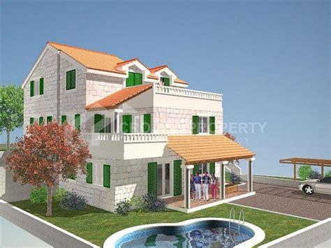 das haus im haus das haus im aufbau milna immobilien in kroatien