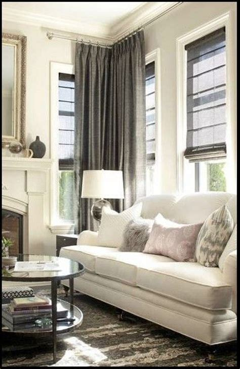 curtains mounted inside window frame solution for window treatments light control shades