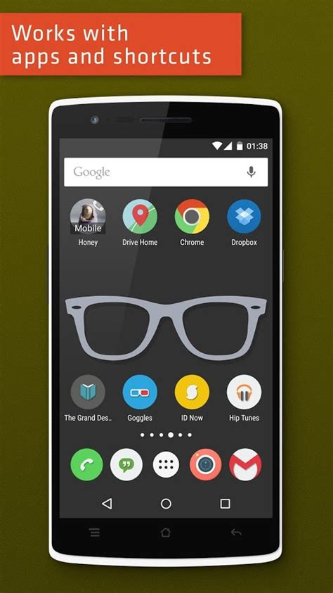 modern playful app design for david mcgowan by lucky aycon icon shortcut editor android apps on play